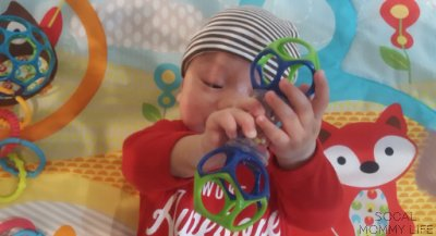 Oball shaker and rattle best baby toy for 0-3 months