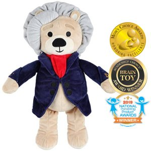 award winning best musical plush toy for babies 0-3 months