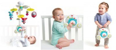 Tiny Love mobile- Best baby toys for newborn - 3 months