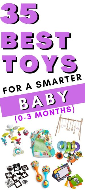 baby toys for 0-3 months