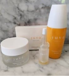 mom to be pregnancy basket and pregnancy survival kit - Juva skincare