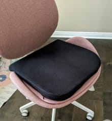 pregnancy survival kit memory foam seat cushion