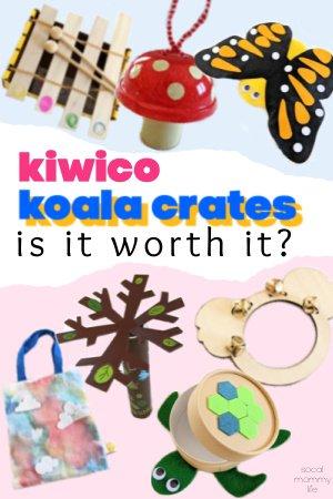 kiwico koala crates review