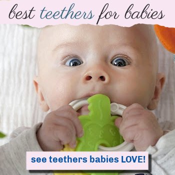 best teethers toys for baby